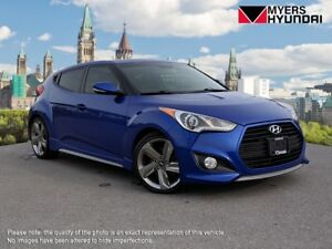 2013 HYUNDAI VELOSTER TURBO TECH