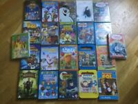 22 young children's toddlers dvds postman pat Thomas tank engine Scooby doo etc