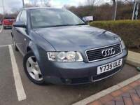AUDI A4 SE AUTOMATIC SALOON,,VERY CLEAN AND TIDY,,PART AUDI DEALERSHIP HISTORY £1500