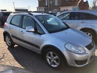 Suzuki SX4 1.6 GLX 5dr£2,345 p/x welcome FREE WARRANTY. NEW MOT