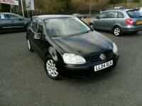 VW Golf mk5 1.9tdi 2004 black