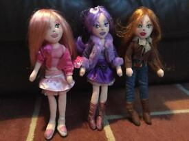 Ty girlz dolls