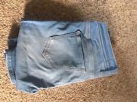 "Hollister skinny jeans w26"""
