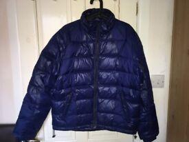 GAS Blue wind jacket