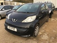 PEUGEOT 107 URBAN 1.0 PETROL 3 DOOR