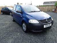 Volkswagen Fox 2011, 1.2, FSH+LOW MILEAGE+1OWNER+NEW MOT, cheap insurance