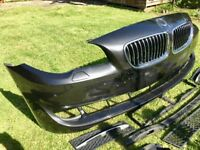 BMW F10 SE Bumpers