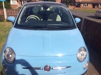Fiat 500 Lounge 2011 - Low mileage and great condition!!!