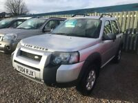 Freelander TD4 S *12 MOT+3 MONTH WARRANTY*