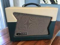 Carr Skylark 12w Amplifier Cream/British Racing Green