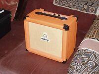 Orange AD5 valve combo