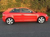 Audi A3 2.0tfsi Quattro not S3 GTI