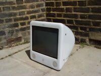 Vintage Retro Computer E Mac Desktop Computer Not Working