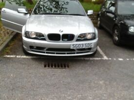 BMW CONVERTIBLE only 87000 millage bargain!!!!!!!