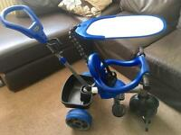 4 in 1 Little Tikes Blue Trike