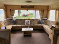 Lovely 3 bedroom caravan to rent Withernsea Sands