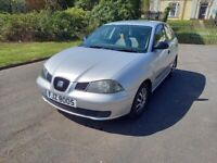 Seat, IBIZA, Hatchback, 2003, Manual, 1198 (cc), 5 doors