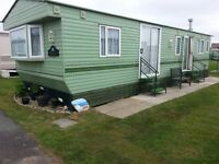 CARAVAN HIRE BRYN Y MOR TYWYN ABERDOVEY VARIOUS DATES AVAILABLE