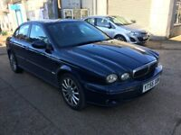 Jaguar X-Type 2.0 Diesel 2005 Blue
