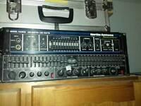 Harke ha5000 bass amp