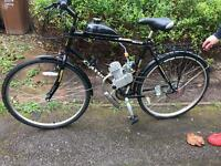 Bike with engine for sale