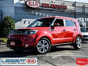 2014 Kia Soul EX - No Accidents, Heated Seats, 17 Alloys