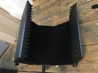 Essentials Audio Recording Portable Vocal Booth
