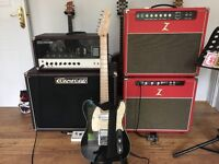 Dr Z Man 18 NR Guitar Amp Combo *mint*
