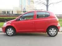 ★ VERY LOW GUARANTEED 32,000 MLS ★ 2004 Toyota Yaris 5dr Hatch 1.0 T3 ★ YEARS MOT ★ 2 LADY OWNERS