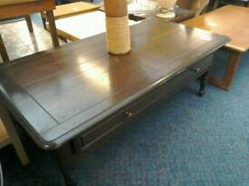 Coffee table with drawers #31190 £45