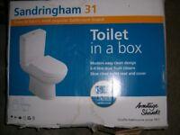 brand new armitage shankes (sandringham) toilet pan only.