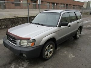 2003 Subaru Forester X~As Is special~Good condition