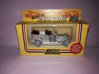 Box of Vintage Collectible Cars - LLEDO / Matchbox / Oxford Die