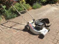 Lawn Mower. Push type
