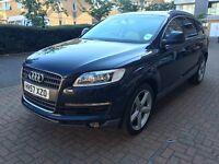 Audi Q7 3.0tdi export only 07704603942