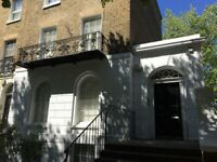 Period property - 1 bed flat to let. The Oval