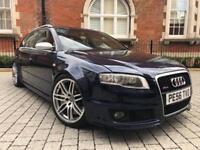 Audi RS4 Avant 4.2 Avant Quattro S line RARE SPEC *MANUAL***CERAMIC BRAKES** not rs6 s4 amg