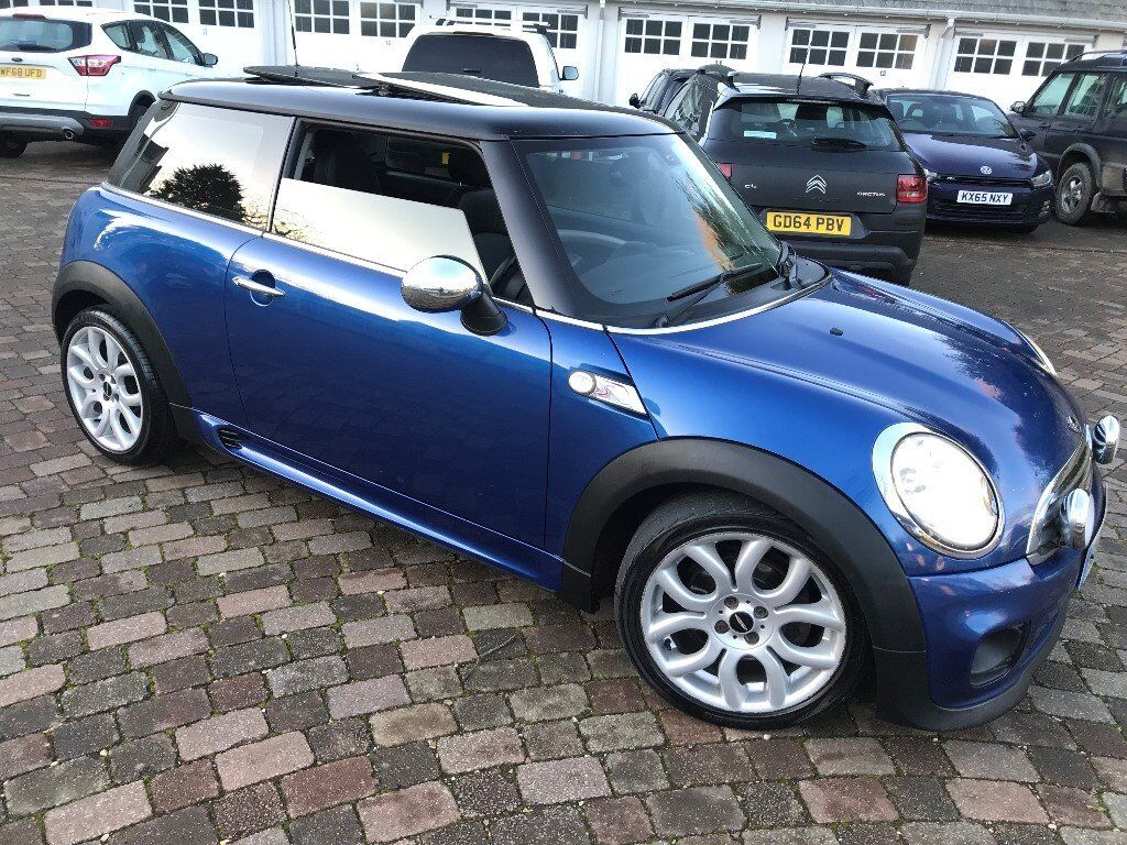 2008 Mini Cooper S D 110 Bhp 6 Sd Chili Pack 20 Tax Top Condition