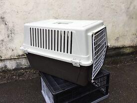 Medium sized pet carrier