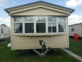 6-berth modern caravan for long/short term let - St Osyth, Clacton On Sea