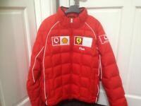 Ferrari Pit Lane Jacket Medium