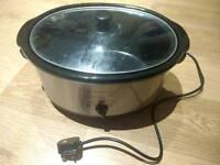 Cookworks 6.5L Slow Cooker SC-65-O
