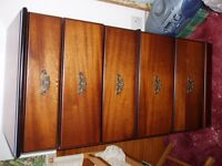 1 X 5 DRAWER AND 2 X 3 DRAWER ROSSMORE UNITS