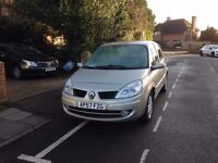 Renault Scenic 1.5 dCi Dynamique 2 KEYS , 1 YEAR MOT , OWNERS MANUAL , RARE