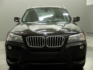 2013 BMW X3 XDRIVE 28I MAGS TOIT PANORAMIQUE CUIR West Island Greater Montréal image 2