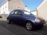 Limited Edition Blue Ford KA - Very Well Looked After - Excellent Example
