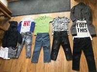 Boys bundle of 3-4 years clothes.
