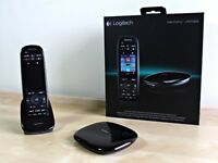 BRAND NEW IN BOX - LOGITECH HARMONY ULTIMATE REMOTE & HUB - £140 RETAIL PRICE