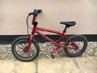 Mongoose Program 16 inch kids BMX bike ***REDUCED***