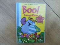 Boo! Faraway Places - Double Children's DVD Set - over 1.5hrs playtime